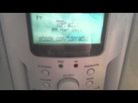 TDP Radio on Short Wave in DRM mode