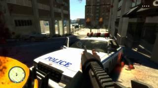 GTA 4 First Person PC HD