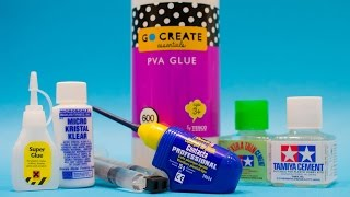 Model Making Glues : The Complete Guide