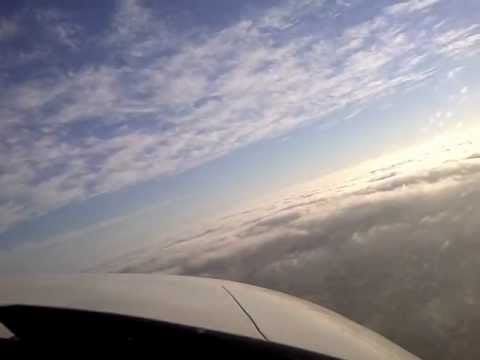 Luderitz Namibia Cessna Citation S550 Take Off