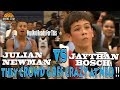 COLD White Kid from NH Jaythan Bosch Challenges CLEVER PG Julian Newman & Shuts Down NEO