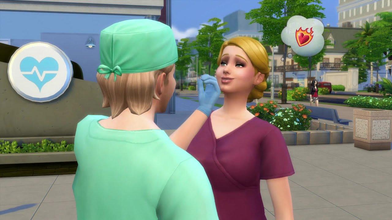 О карьерах в «The Sims 4 На работу!» - DaraSims com