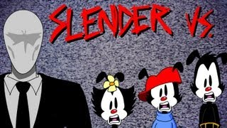 SLENDER vs ANIMANIACS - UCF ROUND 8