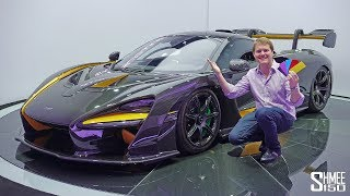 REVEALED! Here's the Spec of My MCLAREN SENNA!