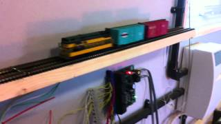 Virgina05.MOV DCC Fitted Digitrax n Guage Locomotive