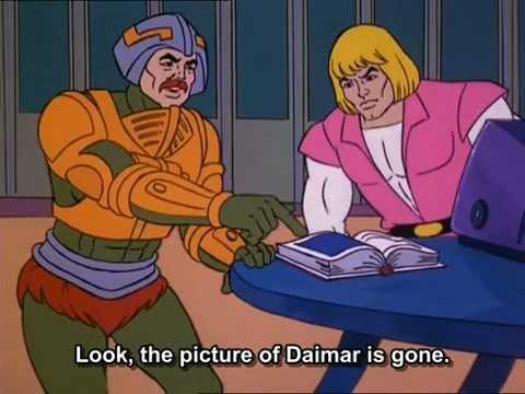 He-Man 1983 s01e17  Daimar the Demon English Subtitles thumbnail