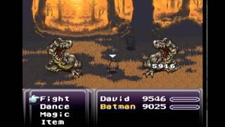 Snes: Final Fantasy 3/6 - Wind God Gau.