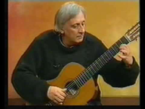 Agustín P. Barrios - Danza Paraguaya by Cesar Amaro