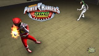 Power Rangers Dino Charge Rumble | Complete 3 Challenges & fight custom battles in Arena Mode!