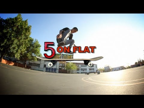 5 On Flat With Laun Oliveria