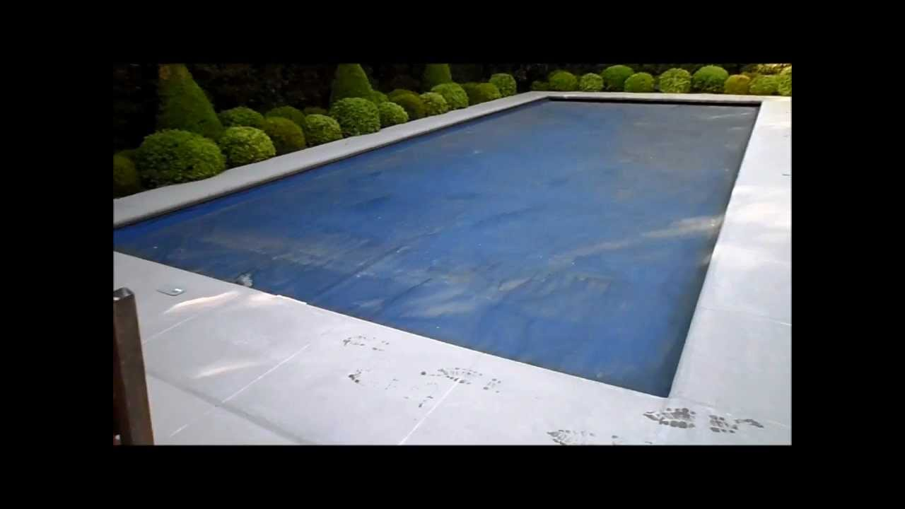 Automatic Swimming Pool Safety Cover Pool Safety Part 2 Of 3 Youtube