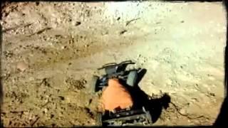 Slash 4x4 as Backslash (17mm wheels, buggy wing,big bore sh