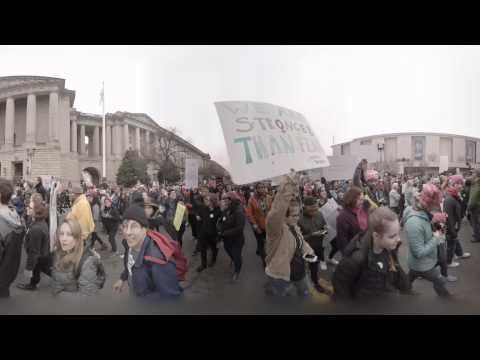 360: Women's March on Washington (C-SPAN)
