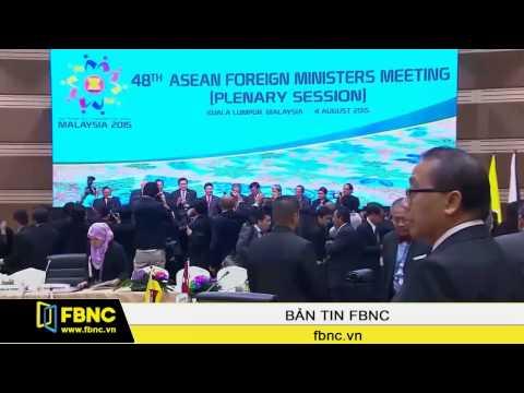 FBNC - Hội nghị ngoại trưởng ASEAN lần thứ 48 chính thức khai mạc