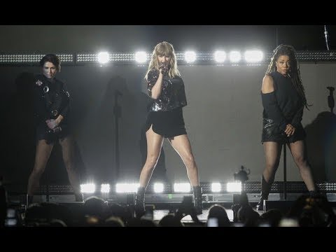 Taylor Swift - Gorgeous (Live in B96 Jingle Bash)