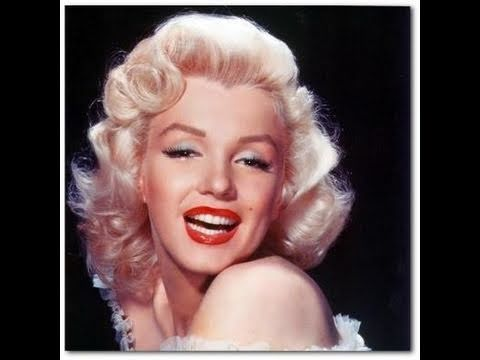 Pin Up 1950s Marilyn Monroe Makeup Prom Formal YouTube