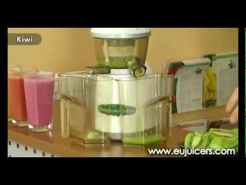 Rewolucyjna wyciskarka soku z warzyw i owoców Omega VRT / CZĘŚĆ 2 z 2