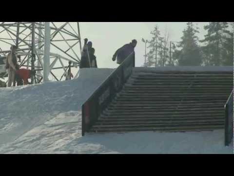 Jam Oscyp Snowboard Contest IV, Białka Tatrzańska 2012