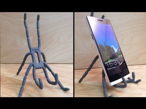Spiderpodium Accesorio para celulares inteligentes y tabletas de Breffo