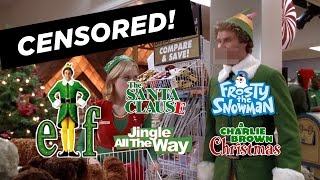 Christmas Unnecessarily Censored Part 2 – Elf, Jingle All The Way, Charlie Brown, The Santa Clause