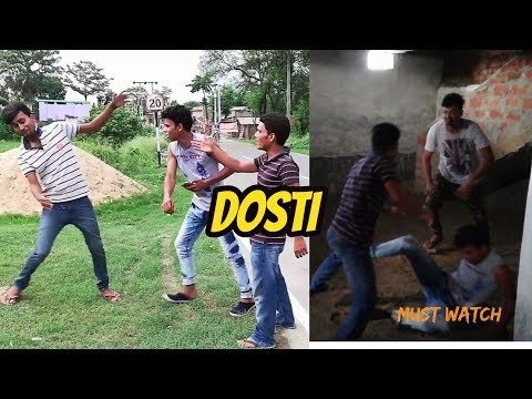 Dosti | Emotional Friendship Video | Asgarofficial