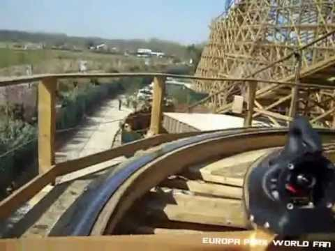 Europa-Park : Wodan - On ride (EPWF)[2012]