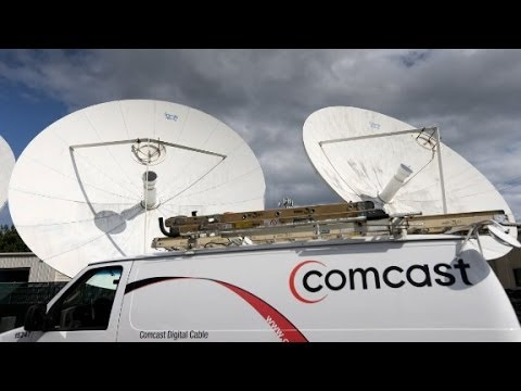 Who's afraid of the Comcast Time Warner merger?
