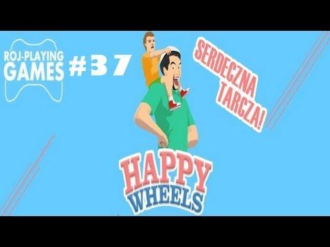 Happy Wheels #37 Pompuj zaciesz! (Roj-Playing Games!)