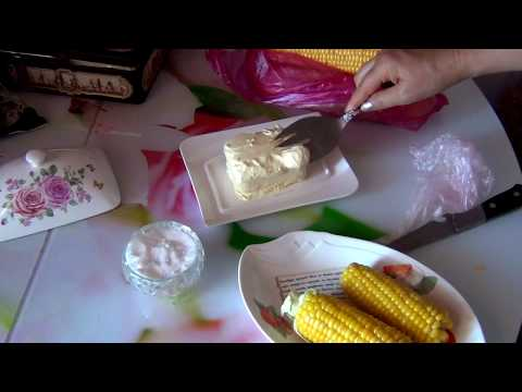 Вкусная кукуруза в микроволновке за 5 минут
