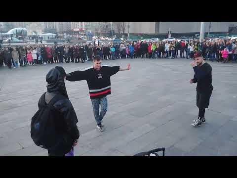 танцы на майдане