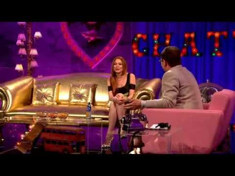 Lindsay Lohan on Chattyman 2014