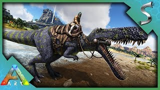 TAMING A SUCHOMIMUS! IS IT ANY GOOD? - Ark: Jurassic Park [E25]