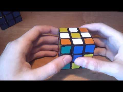 3x3x3 tutorial czyli jak ulozyc kostke rubika #01