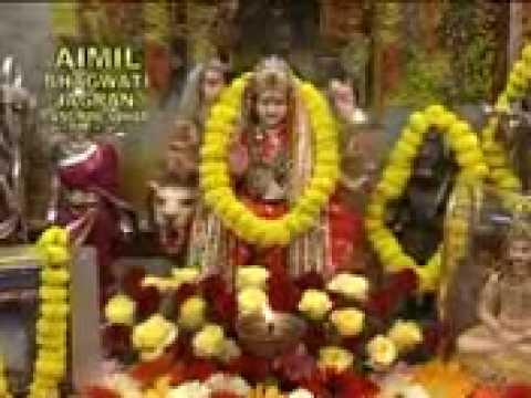 Harbans Lal Bansi Ji Singing Aao Maat Ji Live At Aimil Jagran video
