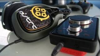 Chilla Frilla - Astro A40 Gaming Audio System Headset Review