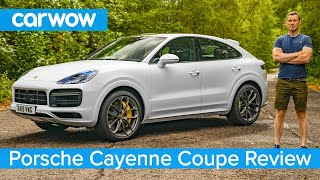 Porsche Cayenne Coupe SUV 2020 in-depth review | carwow Reviews