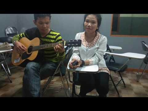 Keren...cover Cinta Terlarang-ilir7 faet julia & gitaris chandra