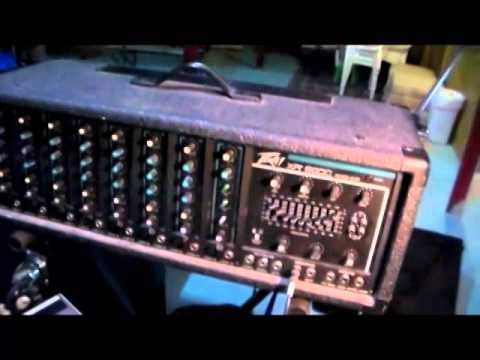 How to hookup ur DJ equipment amps/P.A. and speakers.