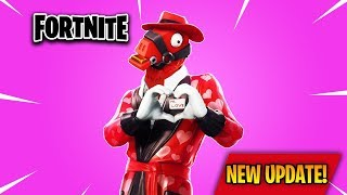 *NEW* FORTNITE Valentines Day 7.40 UPDATE - FREE Battle Pass Challenges (Playing with SUBSCRIBERS)