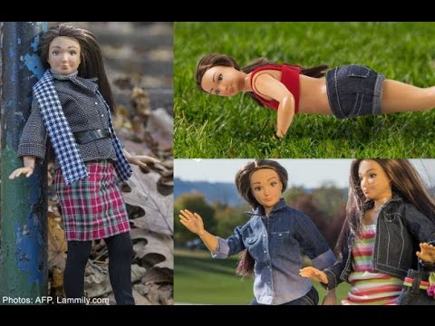 Lammily, the 'Anti-Barbie' Doll Goes On Sale In US