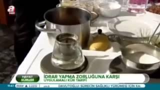 Prostata Bağlı Idrar Yapma Zorluğuna Karşı Bitkisel Kür - İbrahim Saraçoğlu