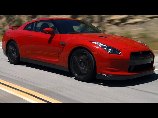Nissan GTR Review - Everyday Driver - YouTube