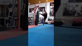 ARTES: MARCIAIS (EQUIPE:  GUERREIROS G/F THAY KICKBOXING (MMA)(19)