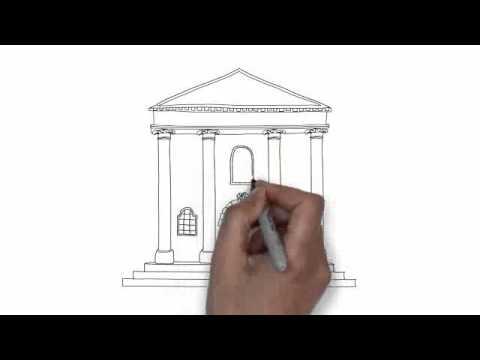 Видео как нарисовать музей