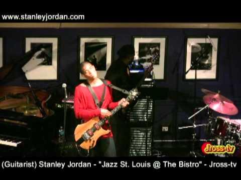James Ross @ (Guitar Master) Stanley Jordan -