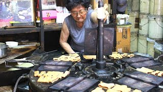 RARE Taiwanese cooking technique in TAINAN | Taiwan STREET FOOD tour in TAINAN | FAMOUS Tainan food