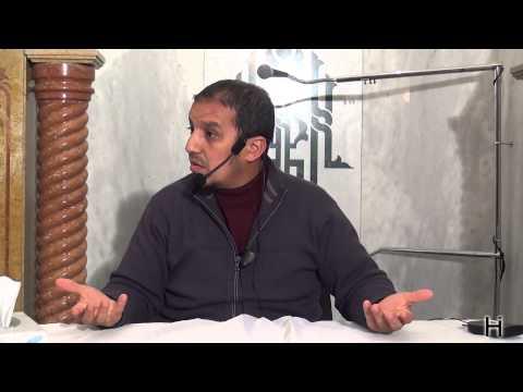 Le rôle éducatif de la mosquée - Hassan Iquioussen