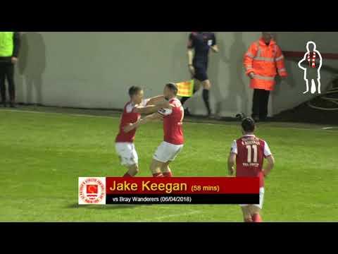 Goal: Jake Keegan (2nd vs Bray Wanderers 06/04/2018)
