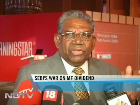 Sebi's war on MF dividend