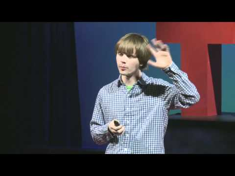 TEDxNJIT - Matthew Bischoff - Get Excited and Make Things